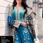 Gul Ahmed Lawn Collection 2013 Volume 3 001