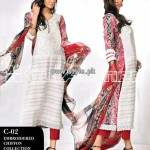 Gul Ahmed Lawn Collection 2013 Volume 3 002