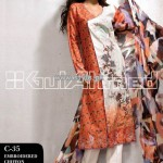 Gul Ahmed Lawn Collection 2013 Volume 3 003