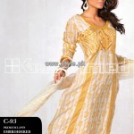 Gul Ahmed Lawn Collection 2013 Volume 3 004