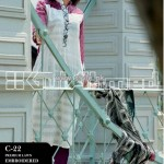 Gul Ahmed Lawn Collection 2013 Volume 3 005