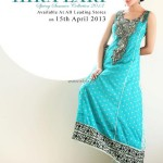 Hira Lari Spring Summer Collection 2013 by Afroze Textiles 002