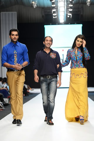 Ishtiaq Afzal Summer Collection 2013 At Fashion Pakistan Week 5 0010
