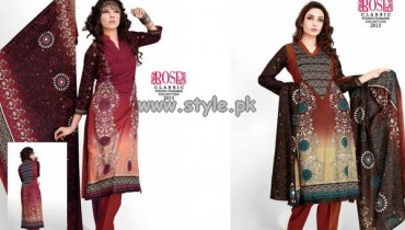 Jubilee Cloth Mills Rose Classic Lawn Collection 2013 013