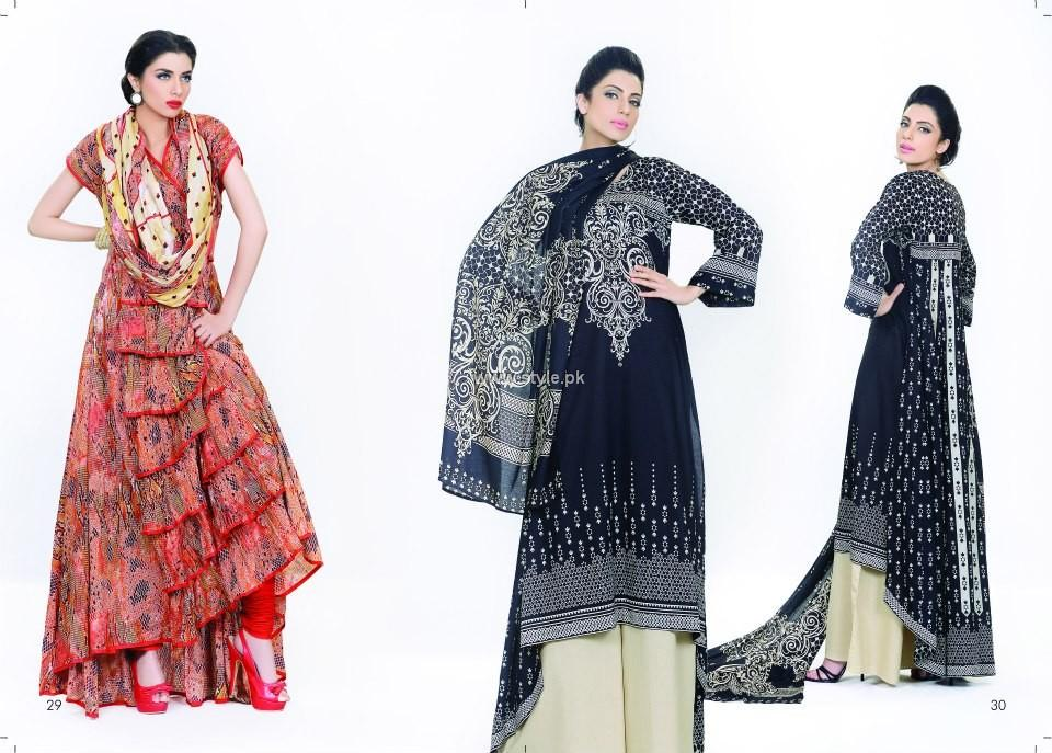 Jubilee Lawn Collection 2013 for Women and Girls