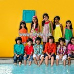 Khaadi Kids Wear Collection For Summer 2013
