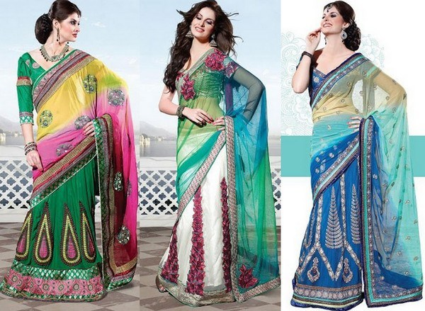 Kritikaa's Summer Saree Collection 2013 For Women 007