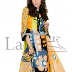 Lala Classical Crinkle Lawn Collection 2013 Volume 3