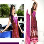 Libas Embroidered Lawn Collection 2013 by Shariq Textiles 010