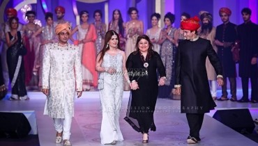 Mifrah Bridal Collection at Bridal Couture Week 2013