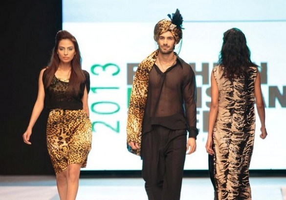 Mona Imran 'Safari' Collection 2013 At Fashion Pakistan Week 5  006
