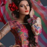 Nadia Yousaf Lawn Collection 2013 for Ladies 006