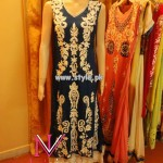 Nadya Visage Party Wear Collection 2013 For Women