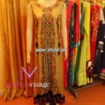 Nadya Visage Party Wear Collection 2013 For Women 005