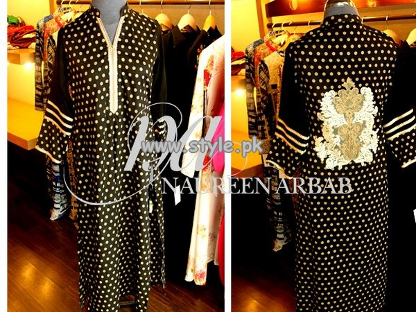 Naureen Arbab Summer Collection For Women 2013 003