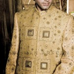 Naushemian Sherwani Collection 2013 For Men 001 150x150 men wear