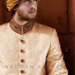 Naushemian Sherwani Collection 2013 For Men 003 150x150 men wear