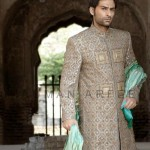 Naushemian Sherwani Collection 2013 For Men 004 150x150 men wear