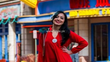 Nazish Hussain Casual Wear Dresses 2013 for Girls