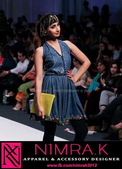 Nimra.K Collection 2013 At Fashion Pakistan Week 5 0009