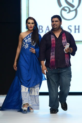 Obaid Sheikh Collection 2013 At Fashion Pakistan Week 5 0012
