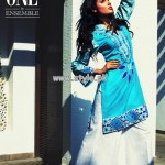 One by Ensemble Party Wear Collection 2013 For Girls 004