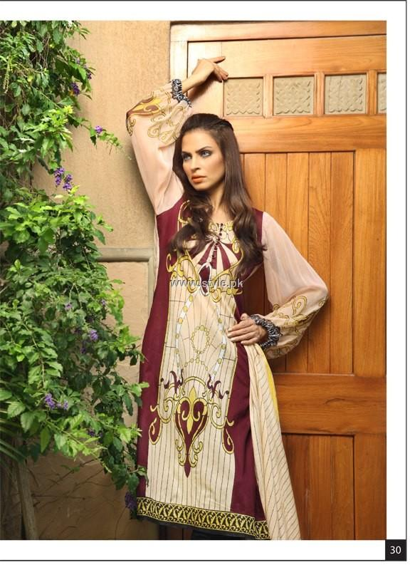 Orient Textiles Summer 2013 Dresses Volume 2