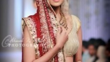 Pantene Bridal Couture Week 2013, Day 2 0011