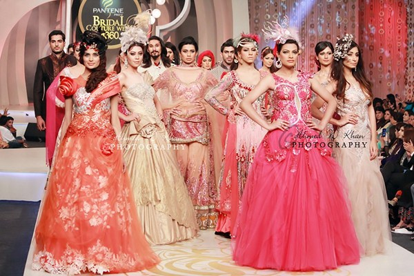 Pantene Bridal Couture Week 2013, Day 2 008
