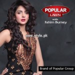 Popular Style Lawn Collection 2013 With Fahim Burney 003