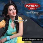 Popular Style Lawn Collection 2013 With Fahim Burney 004