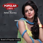 Popular Style Lawn Collection 2013 With Fahim Burney 005