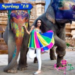Rang Ja Spring Summer Collection 2013 for Girls 0001