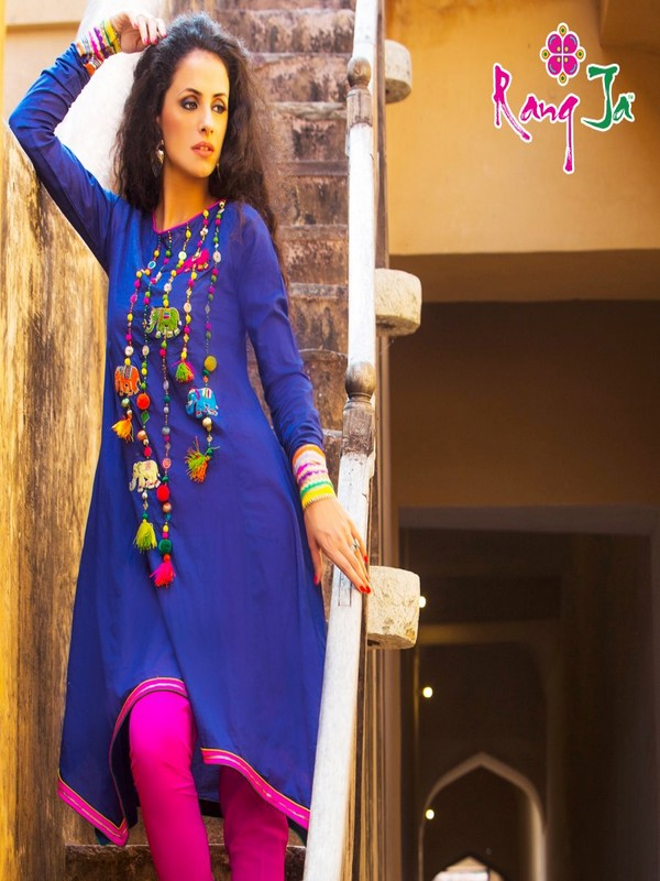 130bf5c68 Rang Ja Spring Summer Collection 2013 for Girls