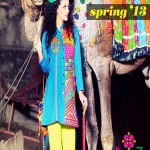 Rang Ja Spring Summer Collection 2013 for Girls 0005