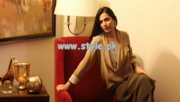 Safia Abbas Summer Party Dresses 2013 005