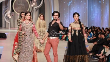Saim Ali Bridal Collection 2013 at Bridal Couture Week