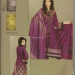 Sana and Samia Printed Lawn 2013 by Lala 007