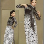 Sana and Samia Printed Lawn 2013 by Lala 012