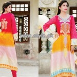 Shaista Lawn Collection For Summer 2013 008