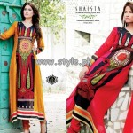 Shaista Lawn Collection For Summer 2013 009