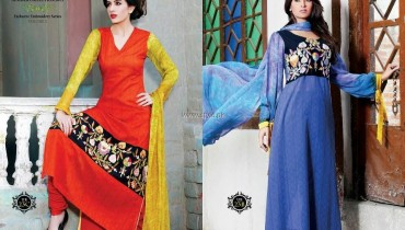 Shaista Summer 2013 Dresses Volume 2 for Women