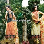 Shaista Women Lawn For Summer 2013 010