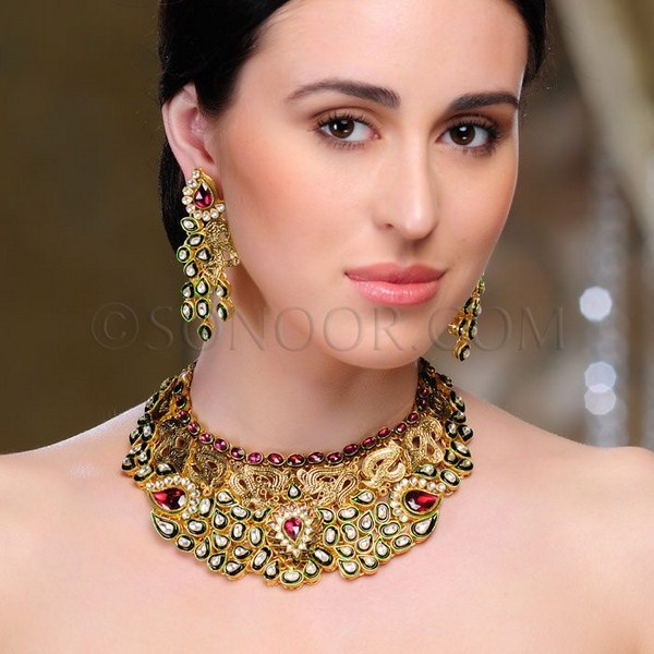 Sonoor Jewels Spring Jewellery Collection 2013 For Women 006
