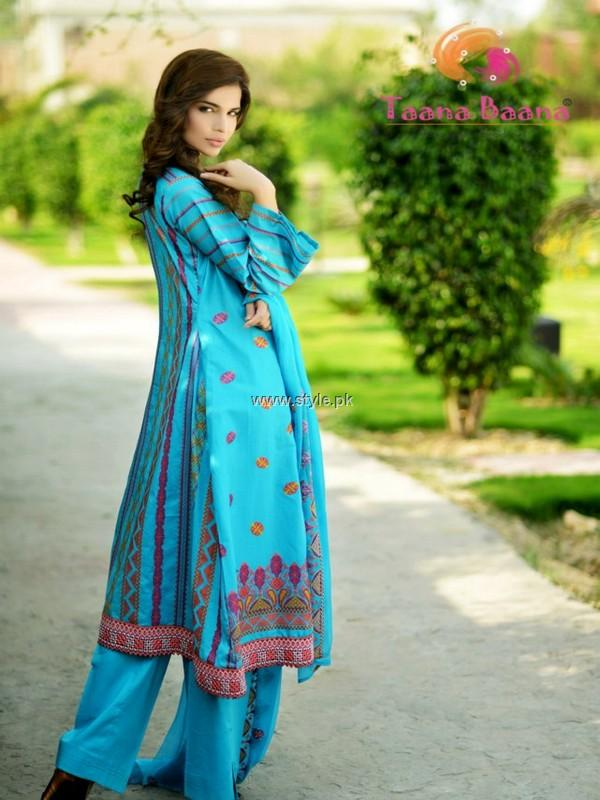 Taana Baana Summer Dresses 2013 Volume 2 for Women