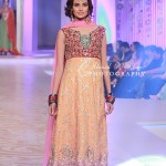 Teena BY Hina Butt Collection At Pantene Bridal Couture Week 2013 001