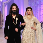 Teena BY Hina Butt Collection At Pantene Bridal Couture Week 2013 0011