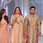 Teena BY Hina Butt Collection At Pantene Bridal Couture Week 2013 0014