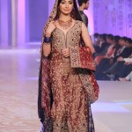 Teena BY Hina Butt Collection At Pantene Bridal Couture Week 2013 0015