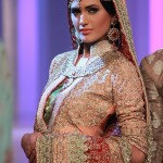 Teena BY Hina Butt Collection At Pantene Bridal Couture Week 2013 0016